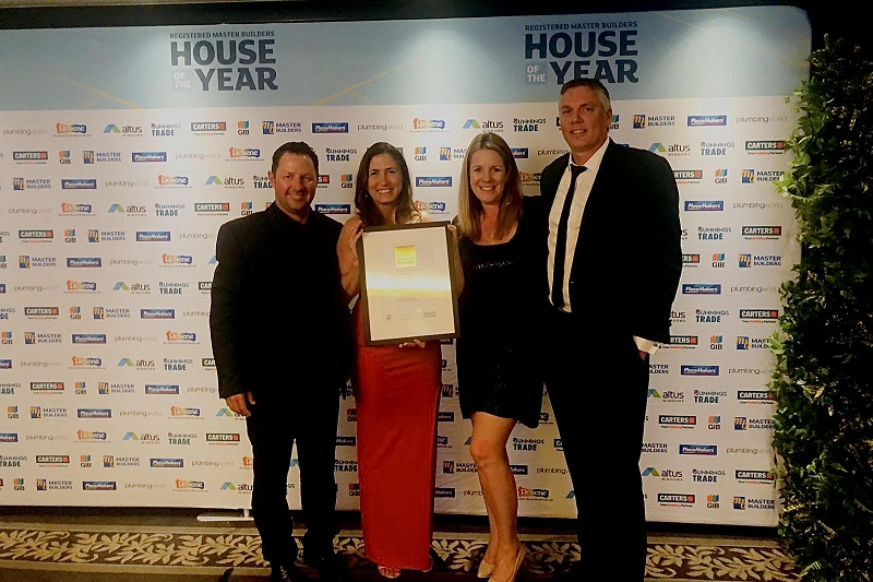 Exceptional craftsmanship cements House of the Year win