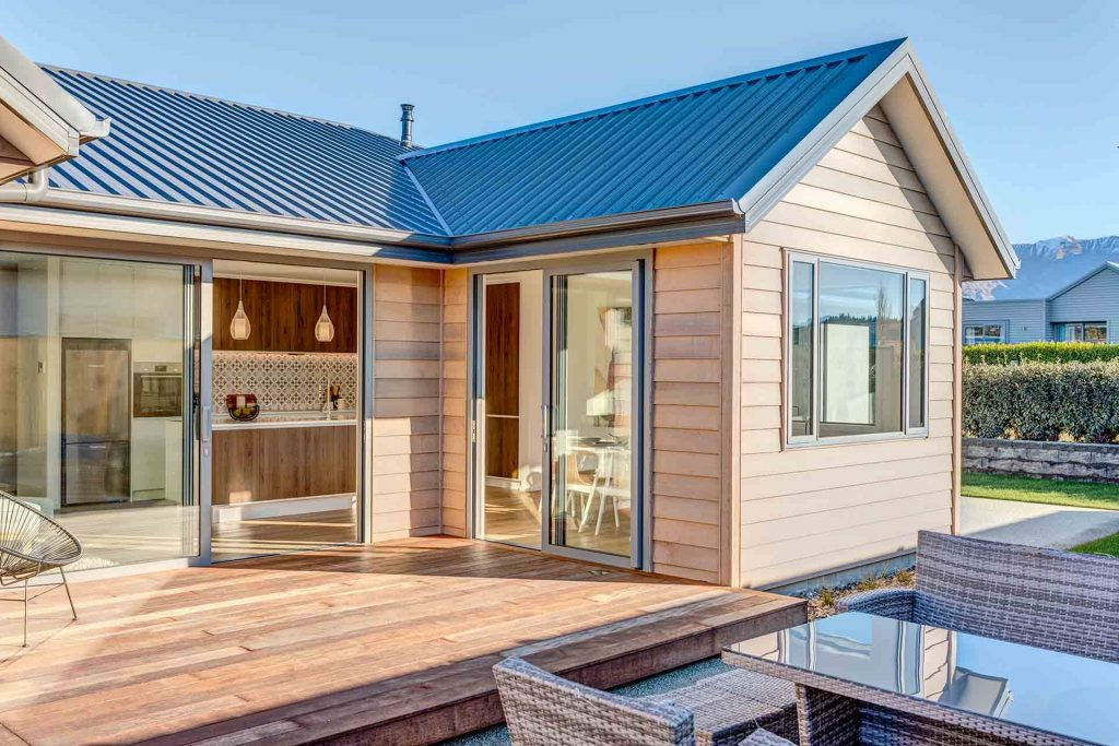house design built in Wanaka by Stonewood Homes