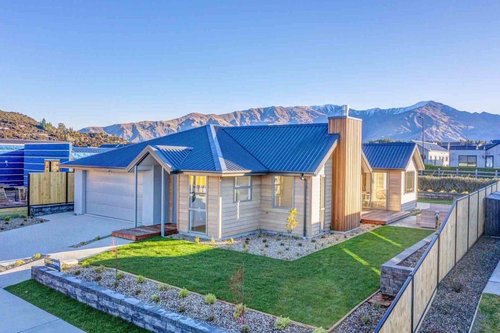 beautiful house design built in Wanaka