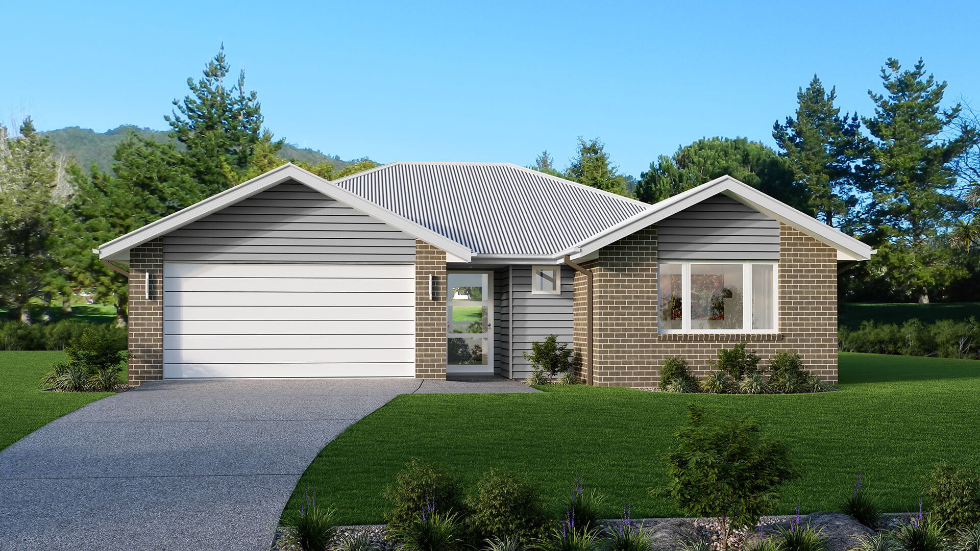 Island Bay Your Style Gable