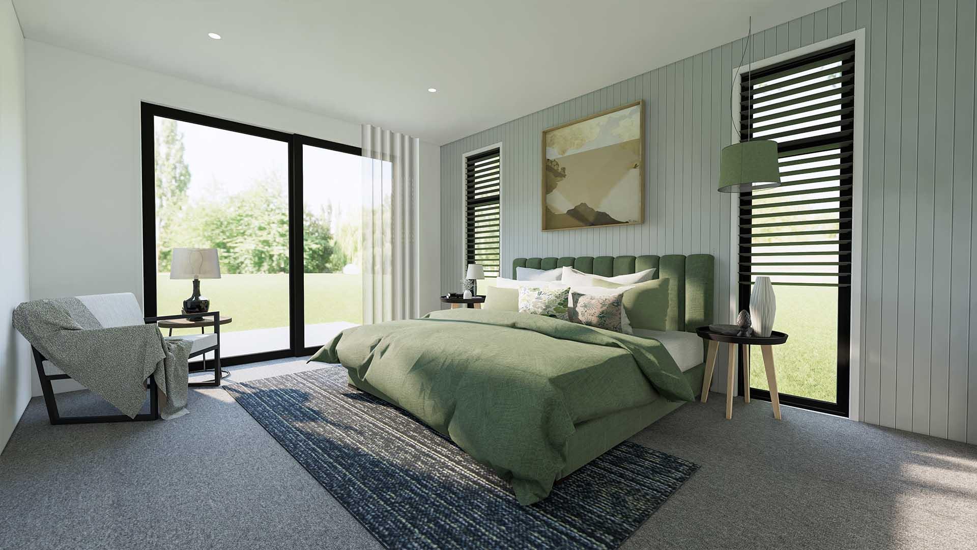 NorthIsland Bedroom