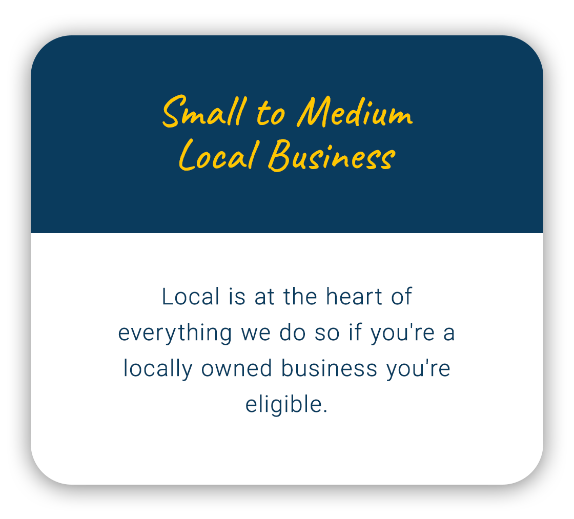Small To Medium Local Business Updated