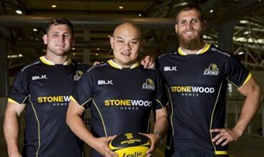 Stonewood Homes Name Front and Centre On Wellington Lions Jerseys