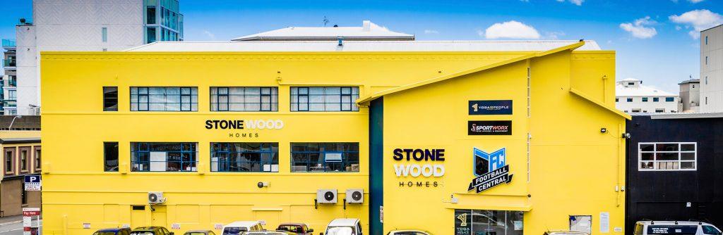 Stonewood Homes Wellington