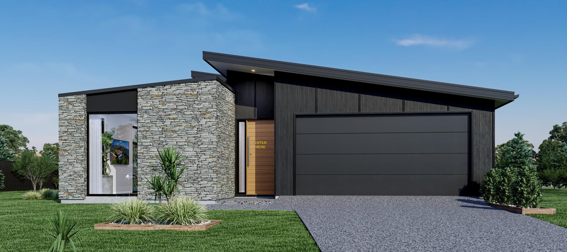 The House New Zealand Built
