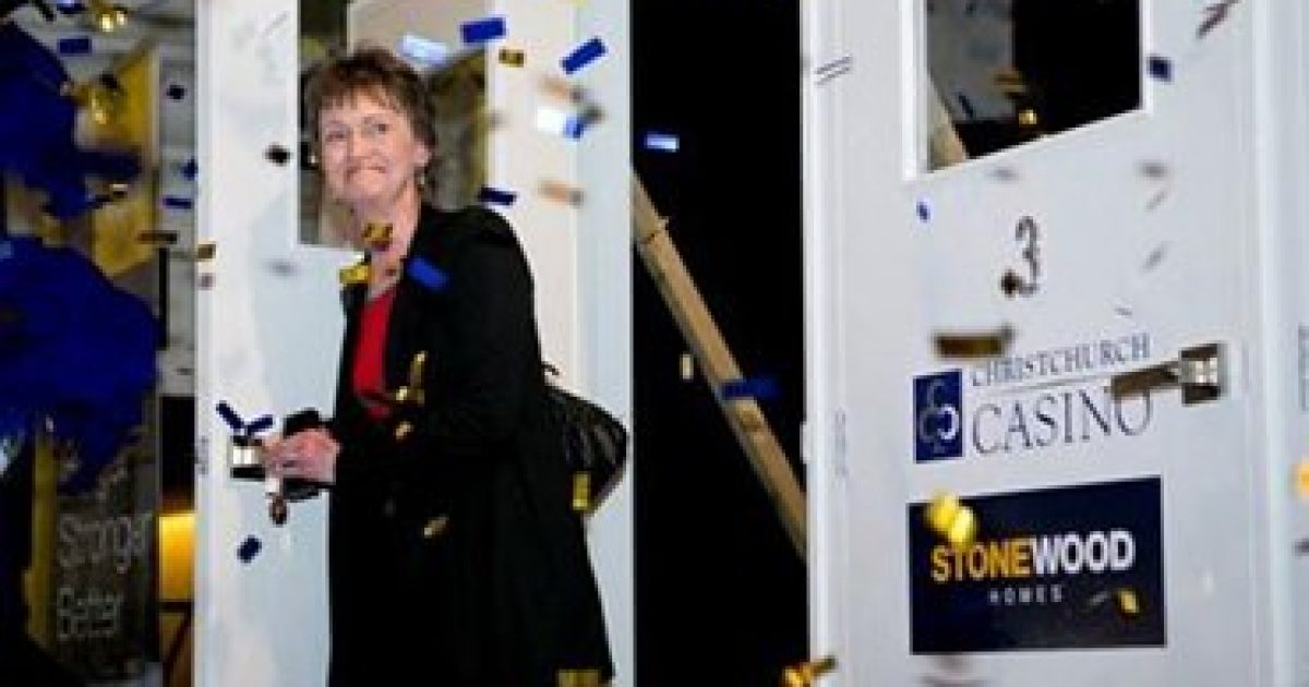 "Shocked 'Win A Show Home' competition winner is ""still pinching herself"""