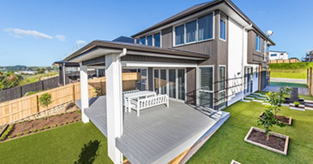 Stonewood Homes East & South Auckland clinched three medals at the house of the year awards 2017