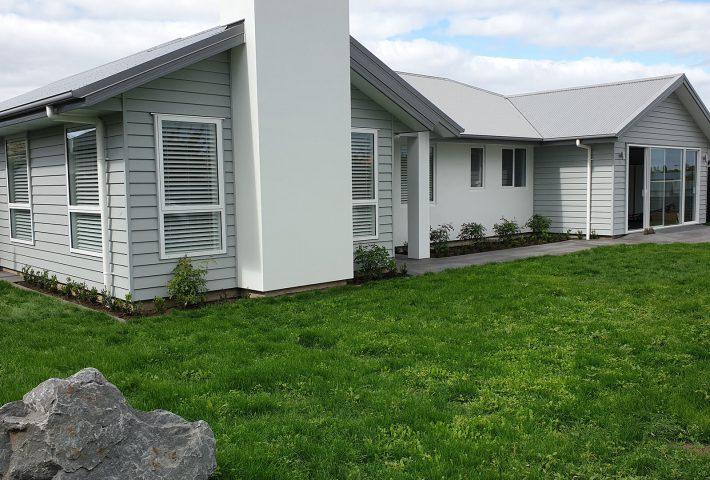 Wanganui showhome external