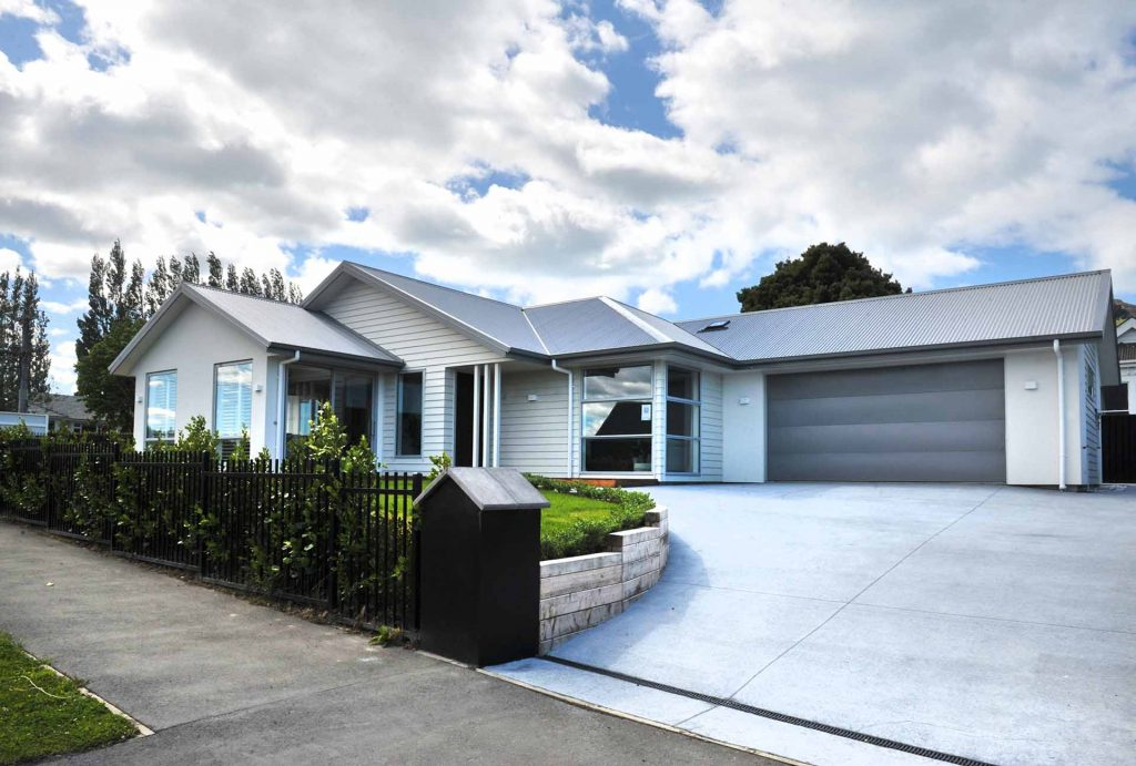 Stonewood Homes show home in East Taieri.